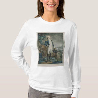 Portrait of the Marquis de La Fayette T-Shirt