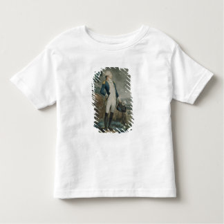 Portrait of the Marquis de La Fayette Toddler T-Shirt