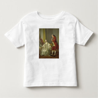 Portrait of the Marquis de Marigny and his Tee Shirts