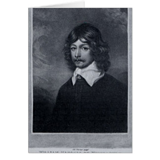 Portrait of the Marquis of Newcastle Card