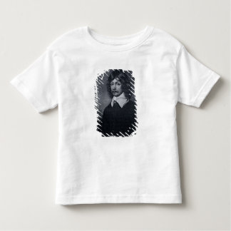 Portrait of the Marquis of Newcastle Toddler T-Shirt