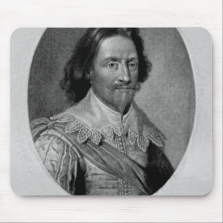 Portrait of The Marquis of Vieu Ville Mouse Pad