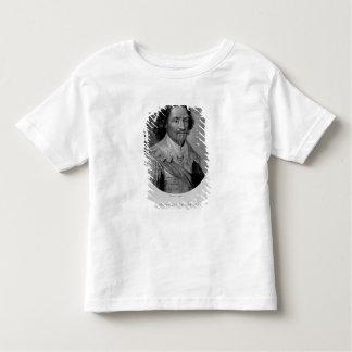 Portrait of The Marquis of Vieu Ville Toddler T-Shirt