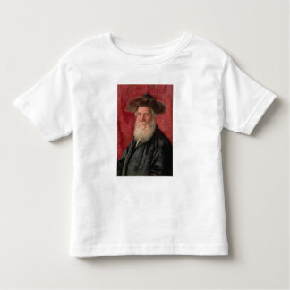 Portrait of the Rabbi of Nadvorno, c.1910 (oil on Toddler T-Shirt