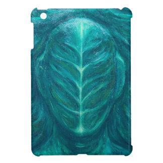 Portrait of the Real Green Man surrealism iPad Mini Covers