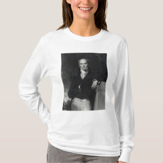 Portrait of the Right Honourable Charles Grey T-Shirt