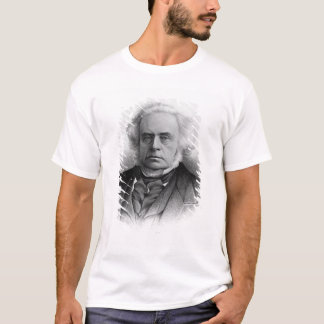 Portrait of The Right Honourable John Bright T-Shirt
