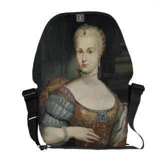 Portrait of the Wife of Pietro Leopoldo di Lorena, Commuter Bags