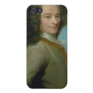 Portrait of the Young Voltaire iPhone 5 Cases