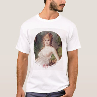 Portrait of Theresa de Cabarrus T-Shirt