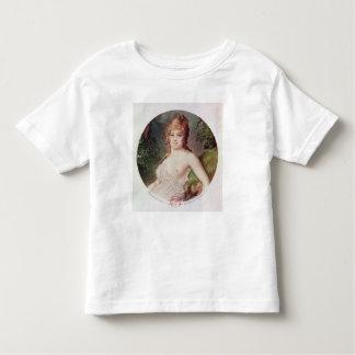 Portrait of Theresa de Cabarrus Toddler T-Shirt