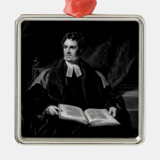 Portrait of Thomas Arnold Christmas Ornament