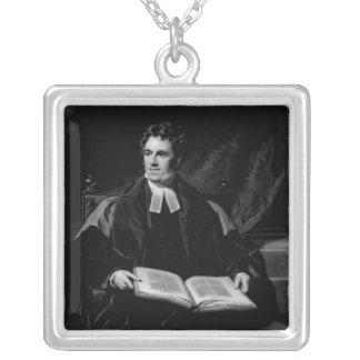 Portrait of Thomas Arnold Necklaces