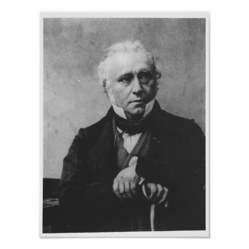Portrait of Thomas Babington Macaulay Poster
