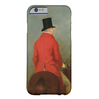 Portrait of Thomas Cholmondeley, first Lord Delame Barely There iPhone 6 Case