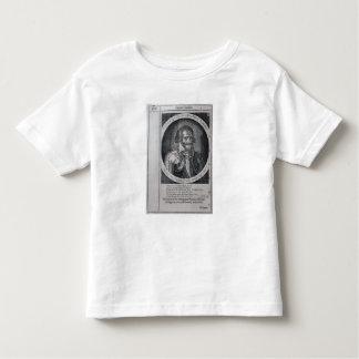 Portrait of Thomas from 'Coryate's Crudities' T-shirts