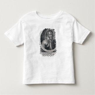 Portrait of Thomas from 'Coryate's Crudities' Tee Shirts