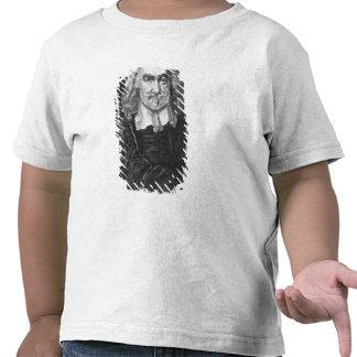 Portrait of Thomas Hobbes T Shirt