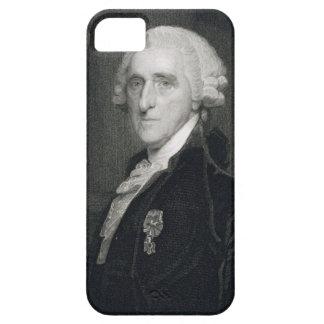 Portrait of Thomas McKean, engraved by Thomas B. W iPhone 5 Case
