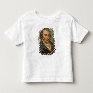 Portrait of Thomas Paine Toddler T-Shirt