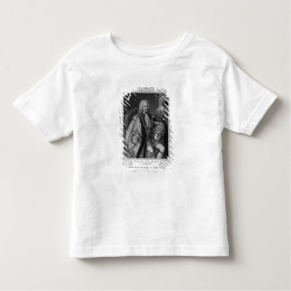 Portrait of Thomas Pelham-Holles Toddler T-Shirt