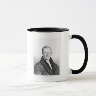 Portrait of Thomas Robert Malthus Mug