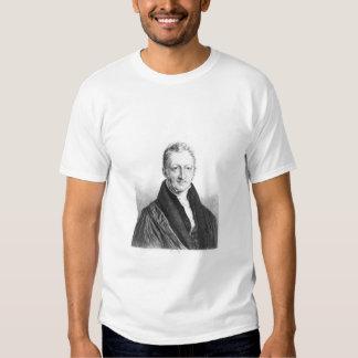 Portrait of Thomas Robert Malthus Tshirt