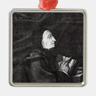 Portrait of Thomas Vicary Christmas Ornament