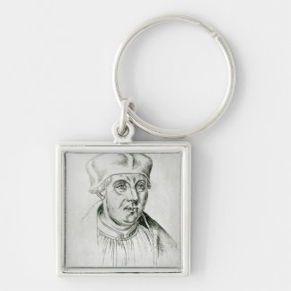 Portrait of Thomas Wolsey, cardinal of York Key Ring