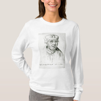 Portrait of Thomas Wolsey, cardinal of York T-Shirt