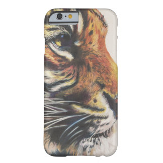 Portrait of Tiger Side View Barely There iPhone 6 Case