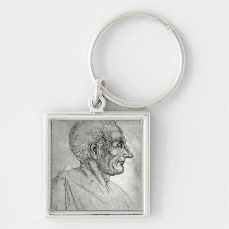 Portrait of Titus Livius known as Livy Key Ring