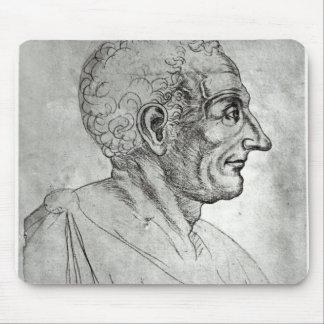 Portrait of Titus Livius known as Livy Mouse Mat