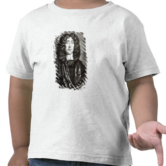 Portrait of Titus Oates  engraved by R. Thompson Shirt