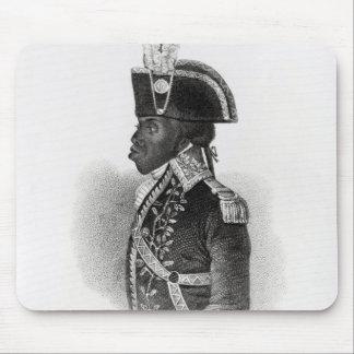 Portrait of Toussaint L'Ouverture Mouse Mat