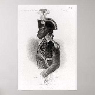 Portrait of Toussaint L'Ouverture Posters