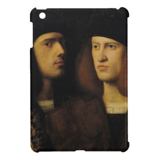 Portrait of Two Young Men iPad Mini Cover