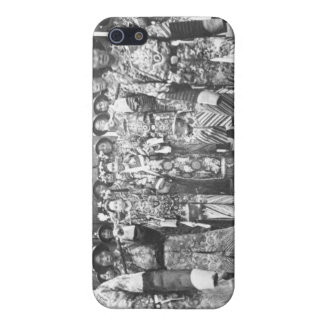 Portrait of Tz'U-Hsi (1835-1908) Empress Dowager o Case For iPhone 5/5S