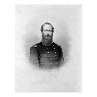 Portrait of Ulysses S. Grant postcard