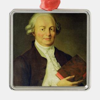 Portrait of Vasili K. Trediakovsky Christmas Ornament