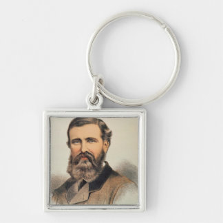 Portrait of Verney Lovett Cameron Key Ring