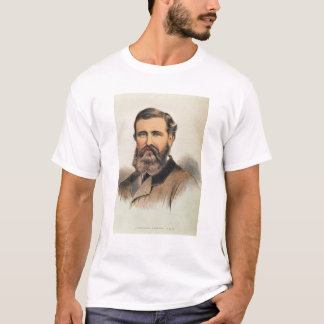 Portrait of Verney Lovett Cameron T-Shirt