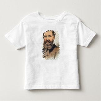 Portrait of Verney Lovett Cameron Toddler T-Shirt