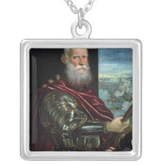 Portrait of  Vernier  Commander-in-Chief Necklaces
