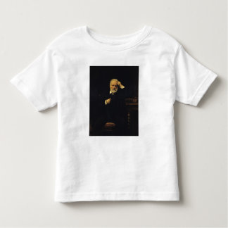 Portrait of Victor Hugo  1879 Toddler T-Shirt