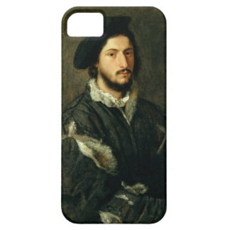 Portrait of Vincenzo Mosti (oil on canvas) iPhone 5 Covers