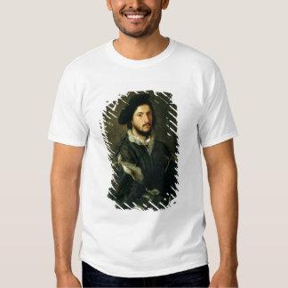 Portrait of Vincenzo Mosti (oil on canvas) T Shirts