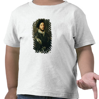 Portrait of Vincenzo Mosti (oil on canvas) Tshirts