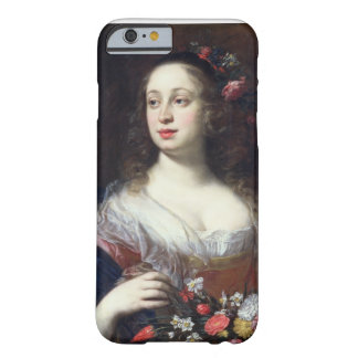 Portrait of Vittoria della Rovere dressed as Flora Barely There iPhone 6 Case