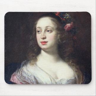 Portrait of Vittoria della Rovere dressed as Flora Mouse Mat